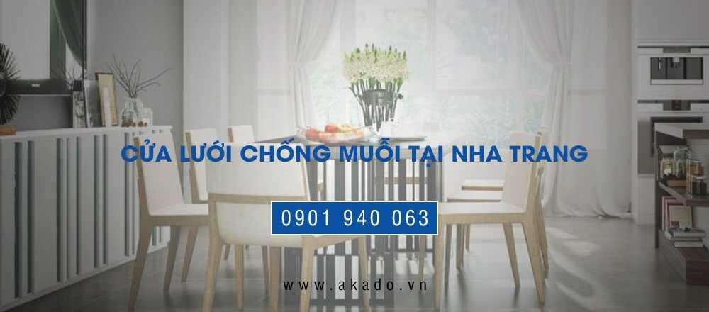 Cửa lưới Nha Trang